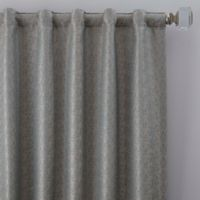 Zacapa 95-Inch Rod Pocket/Back Tab Window Curtain Panel in French Blue