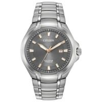 Citizen Eco-Drive Super Titanium Paradigm Men's 42.2mm BM7431-51H Watch