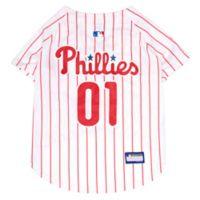 MLB Philadelphia Phillies Pet Jersey