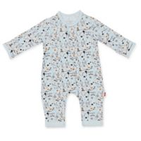 Magnetic Me™ Size 3-6M Cirque Magnetic Modal Coverall in Blue