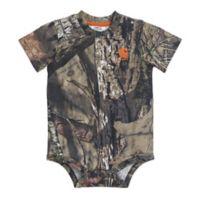 Carhartt® Size 18M Mossy Oak® Camouflage Bodyshirt in Olive