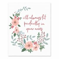 Designs Direct Perfect Fit 8-Inch x 10-Inch Canvas Wall Art