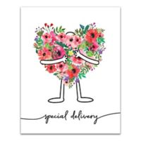 Designs Direct Special Delivery Canvas Wall Art