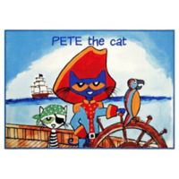 Pete The Cat Pirate Pete 2'11 x 4'3 Non-Skid Accent Rug