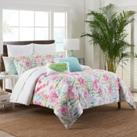 Coastal Life Luxe Honolulu Full/Queen Comforter Set