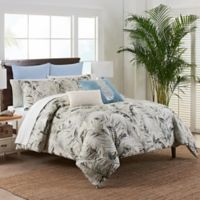 Coastal Life Luxe Tropez King Comforter Set in Natural
