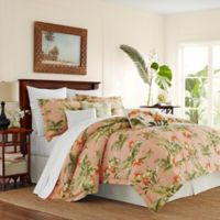 Tommy Bahama® Siesta Key Full/Queen Duvet Cover Set in Bright Pink