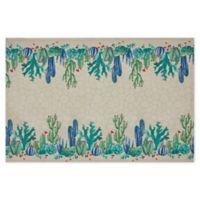 Cactus Pebbles Placemat