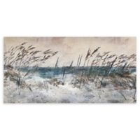 Masterpiece Art Gallery Morning Sea Grass 17-Inch x 34-Inch Canvas Wall Art
