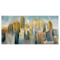Masterpiece Art Gallery Urban Flair 24-Inch x 48-Inch Canvas Wall Art