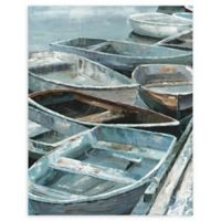 Masterpiece Art Gallery Rowing I 30-Inch x 40-Inch Canvas Wall Art