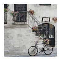 Masterpiece Art Gallery Bottega D'Arte 24-Inch x 24-Inch Canvas Wall Art