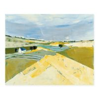 Masterpiece Art Gallery Campagne en Anjou Un 22-Inch x 28-Inch Canvas Wall Art