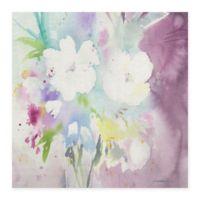 Masterpiece Art Gallery Serenity 20-Inch x 20-Inch Canvas Wall Art