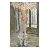 Masterpiece Art Gallery En Pointe 24-Inch x 36-Inch Canvas Wall Art