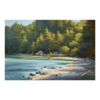 Masterpiece Art Gallery Hidden Cover 24-Inch x 36-Inch Canvas Wall Art