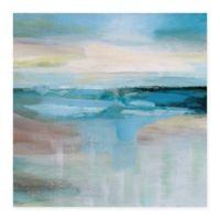 Masterpiece Art Gallery Coastal Dream 24-Inch x 24-Inch Canvas Wall Art