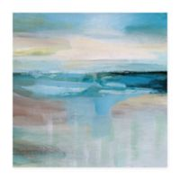 Masterpiece Art Gallery Coastal Dream 30-Inch x 30-Inch Canvas Wall Art