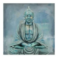 Masterpiece Art Gallery Dharma 35-Inch x 35-Inch Canvas Wall Art