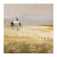 Masterpiece Art Gallery Alone 24-Inch x 24-Inch Canvas Wall Art