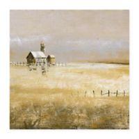 Masterpiece Art Gallery Alone 30-Inch x 30-Inch Canvas Wall Art