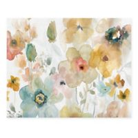 Masterpiece Art Gallery Soft Spring I 22-Inch x 28-Inch Canvas Wall Art