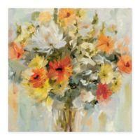 Masterpiece Art Gallery Mason Jar 24-Inch x 24-Inch Canvas Wall Art