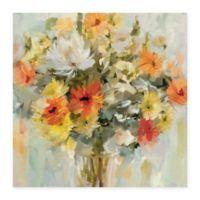 Masterpiece Art Gallery Mason Jar 30-Inch x 30-Inch Canvas Wall Art