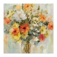Masterpiece Art Gallery Mason Jar 35-Inch x 35-Inch Canvas Wall Art