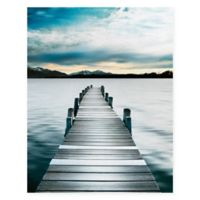 Masterpiece Art Gallery Path to Tranquility 22-Inch x 28-Inch Canvas Wall Art
