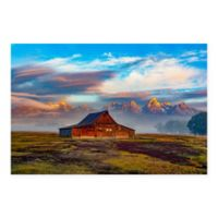 Masterpiece Art Gallery Serenity 24-Inch x 36-Inch Canvas Wall Art