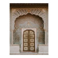Masterpiece Art Gallery Global Luxe 18-Inch x 24-Inch Canvas Wall Art
