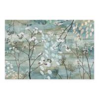 Masterpiece Art Gallery Blue Misty Woods 24-Inch x 36-Inch Canvas Wall Art