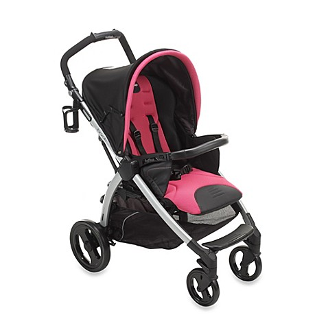 full size strollers peg perego book stroller in fuchsia. Black Bedroom Furniture Sets. Home Design Ideas