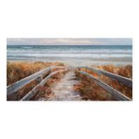 Masterpiece Art Gallery Dune Crossing 27-Inch x 54-Inch Canvas Wall Art