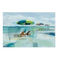 Masterpiece Art Gallery Seaside Morning 24-Inch x 36-Inch Canvas Wall Art