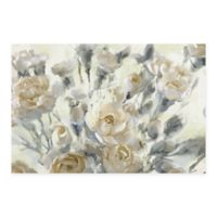 Masterpiece Art Gallery Rose Garden Golds 24-Inch x 36-Inch Canvas Wall Art