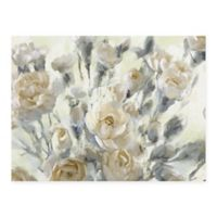Masterpiece Art Gallery Rose Garden Golds 30-Inch x 40-Inch Canvas Wall Art
