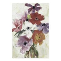 Masterpiece Art Gallery Petit Fleu 4 24-Inch x 36-Inch Canvas Wall Art