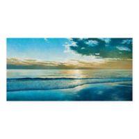 Masterpiece Art Gallery Island Dawn 24-Inch x 48-Inch Canvas Wall Art