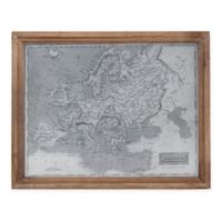 Madison Park Europe 19-Inch x 23-Inch Metal Wall Art