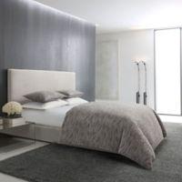 Vera Wang™ Burnished Quartz King Comforter Set in Dark Grey