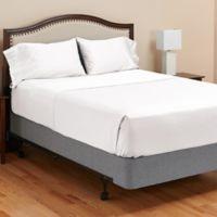 MyPillow® Giza Dreams™ 100% Giza-Egyptian Cotton Split King Sheet Set in White