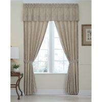 Rose Tree Laurenza 84-Inch Rod Pocket Window Curtain Panel Pair