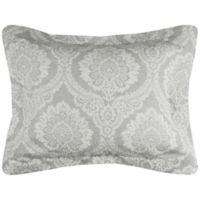 Rizzy Home Isabella King Pillow Sham in Ivory