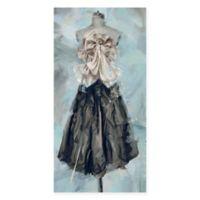 Masterpiece Art Gallery En Vogue I 17-Inch x 34-Inch Canvas Wall Art