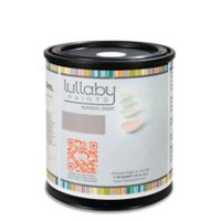 Lullaby Paints 1 qt. Eggshell Nursery Wall Paint in Icy Mint