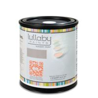 Lullaby Paints 1 qt. Gloss Nursery Wall Paint in Fairy Dust