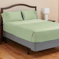MyPillow® 400-Thread-Count Full Sheet Set in Sage