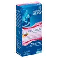 Mommy's Bliss® 8-Count Electrolyte Powder Packs in Natural Fruit Punch Flavor
